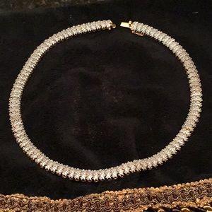 Jewelry - Gorg 1 Carat Diamond Necklace✨✨✨✨w/bling